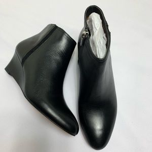 Coach ankle boots size 6.5